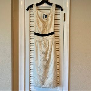 GORGEOUS ANTHROPOLOGIE EDME & ESYLLTE DRESS SMALL